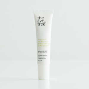 Avocado oil eye cream